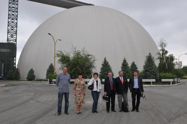 Канадські експерти задоволені роботою лабораторії ТОВ СП «НІБУЛОН»