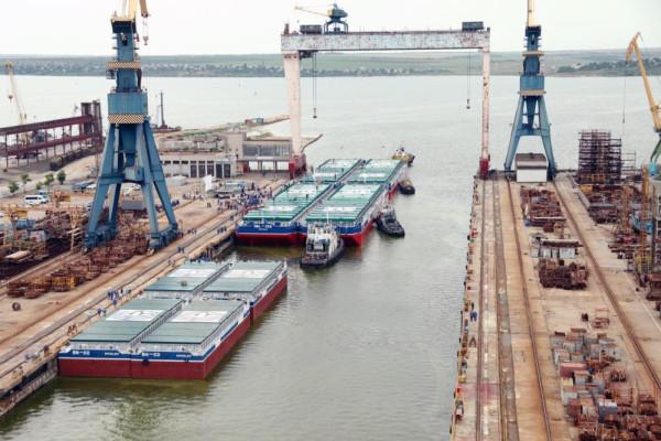 Торговый флот «НИБУЛОНа» дает вторую жизнь судоходству Украины