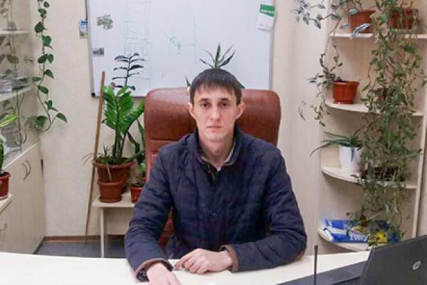 Алєксєєнко Максим Вікторович
