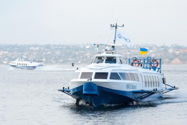 «НІБУЛОН» відкриває водне пасажирське сполучення на півдні України