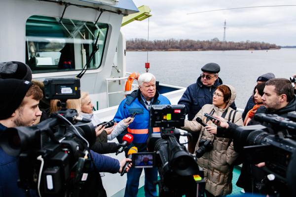 Олексій Вадатурський: Україна не потребує корупційних законів для відродження річкового судноплавства