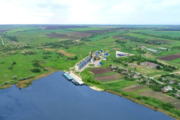 Прес-реліз: «НІБУЛОН» інвестує у Запоріжжя:  будівництво нового термінала компанії буде завершено вже в червні