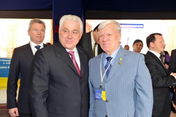 Анатолий Присяжнюк: НИБУЛОН - образцовый социально ответственный инвестор для Киевщины и всей Украины