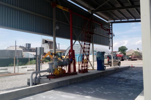 «Нібулон» завершив будівництво другого паливозаправного пункту для власного користування