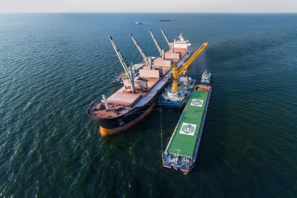 Рекорд на експорт: у 2018/19 МР «НІБУЛОН» експортував найбільший обсяг збіжжя