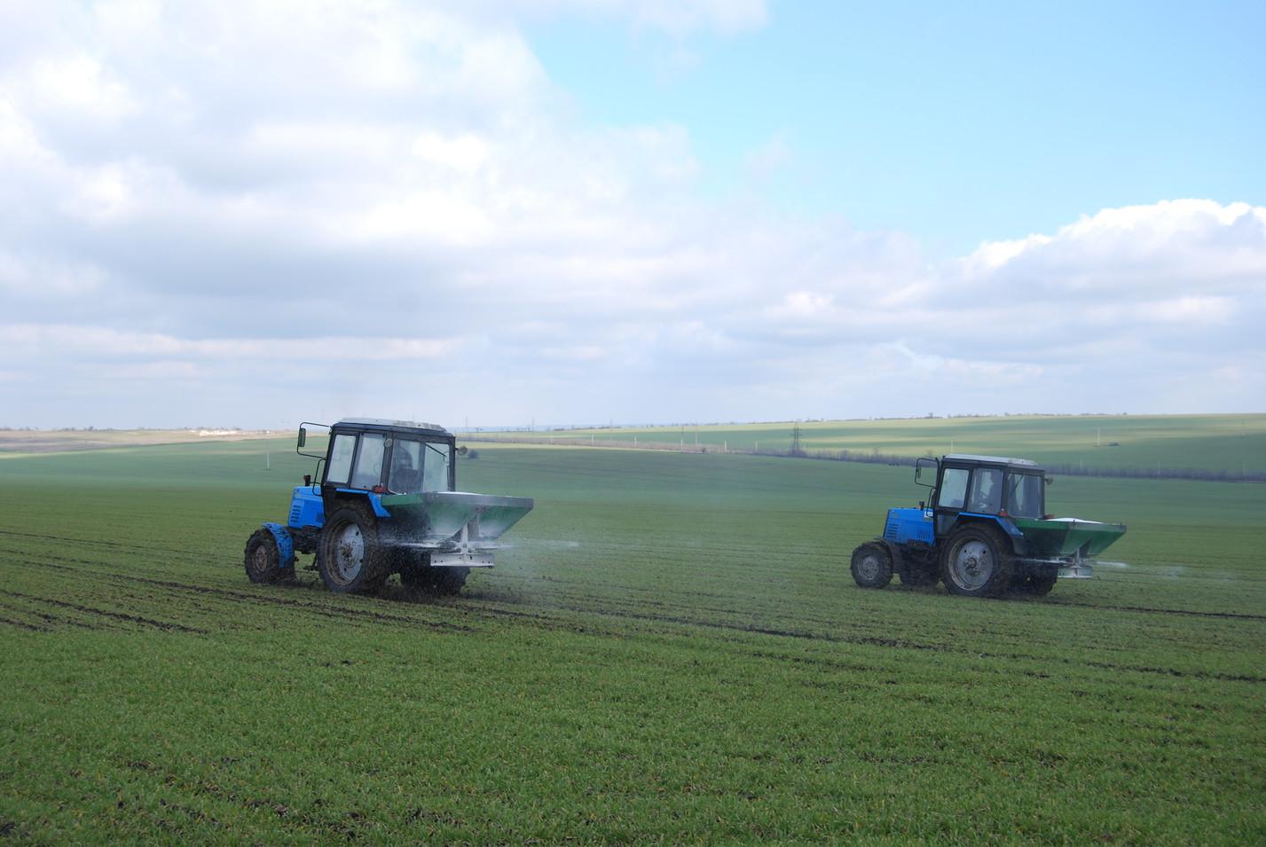 Новий аграрний сезон 2021 у розпалі