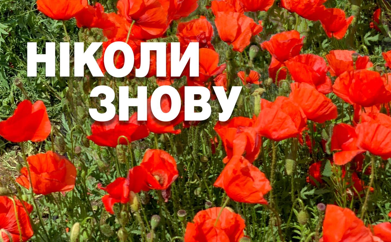До Дня пам'яті та примирення