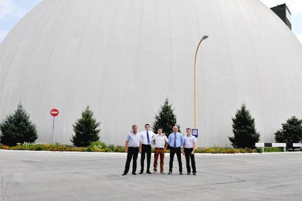 ТОВ СП «НІБУЛОН» відвідали представники корпорації «CASE NEW HOLLAND»