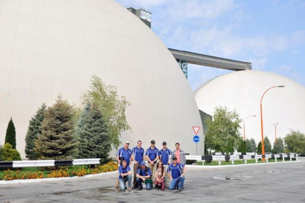Компанію «НІБУЛОН» відвідали фахівці «Synergy Consulting» (Австралія)