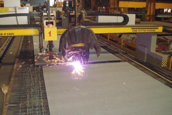 Розпочато будівництво плавкрана проекту POSS-901
