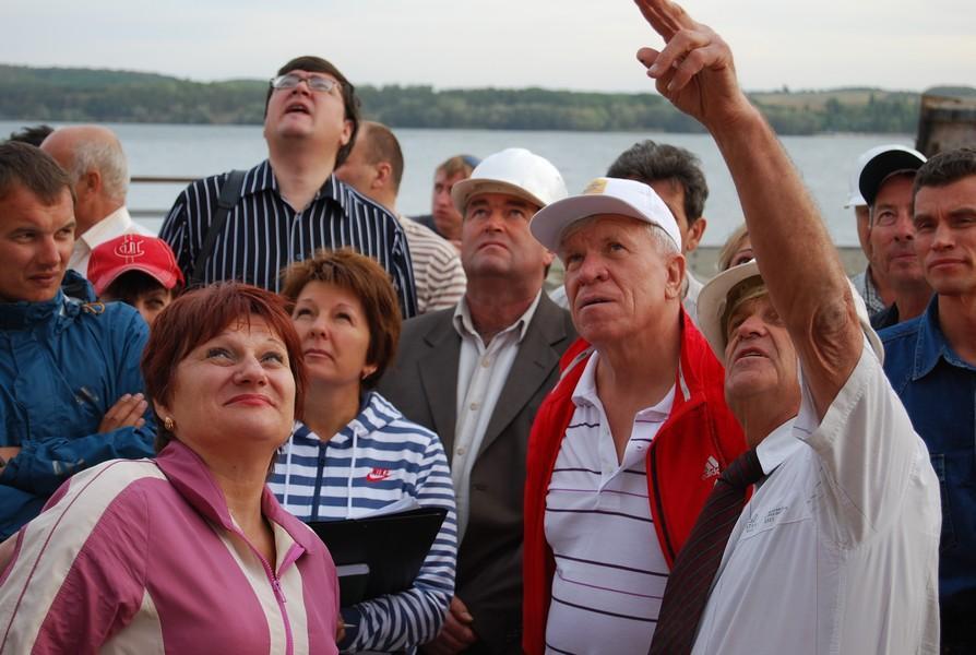 Нарада з підрядчиками (за участі голови Чигиринської райдержадміністрації Литвина П.М. та ЗМІ)