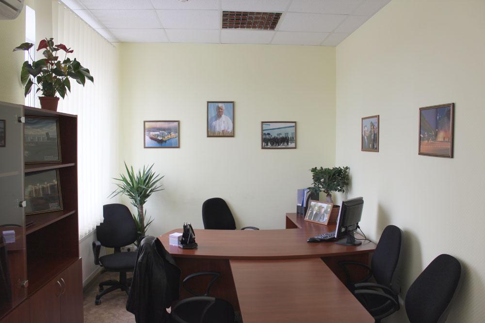 Таким новозбудований термінал побачив Президент України В.А. Ющенко