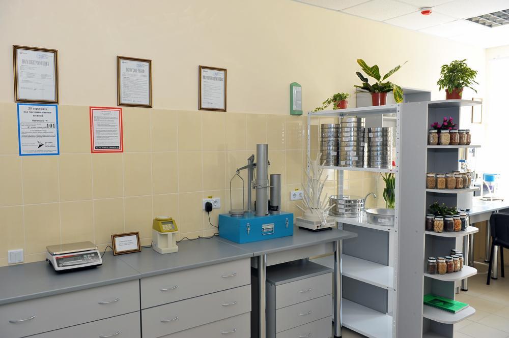 Лабораторія філії підготовлена до державної атестації