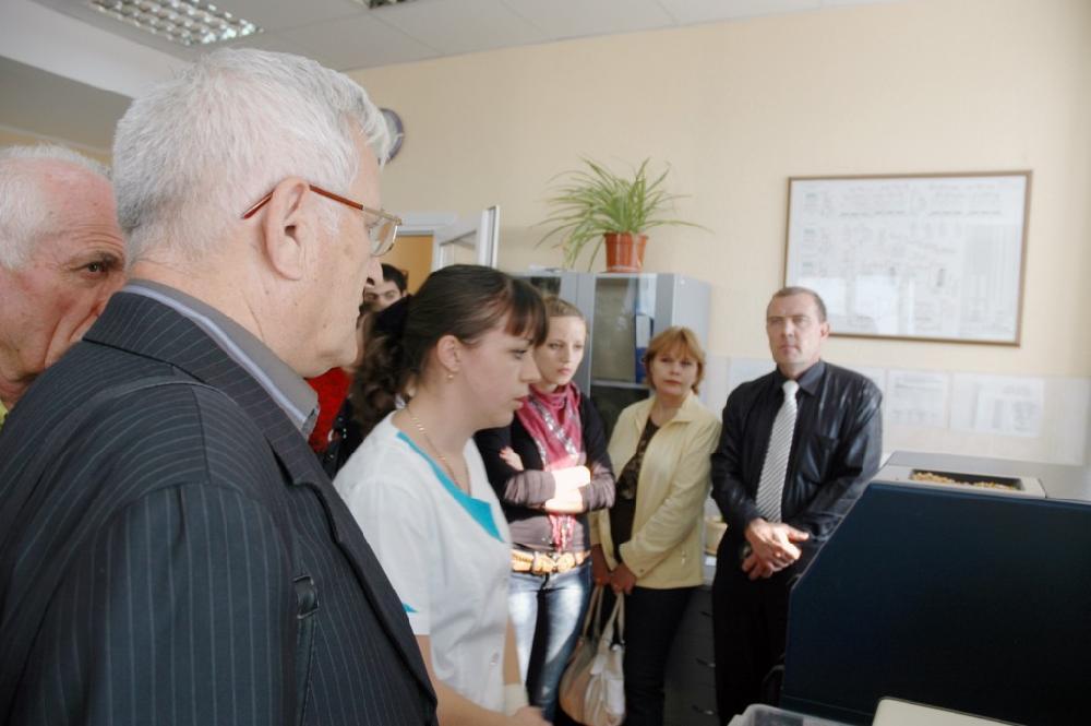 Філія «Новоодеська» ТОВ СП «НІБУЛОН»