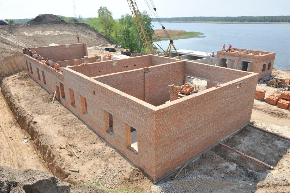 Будівництво виробничих майстерень