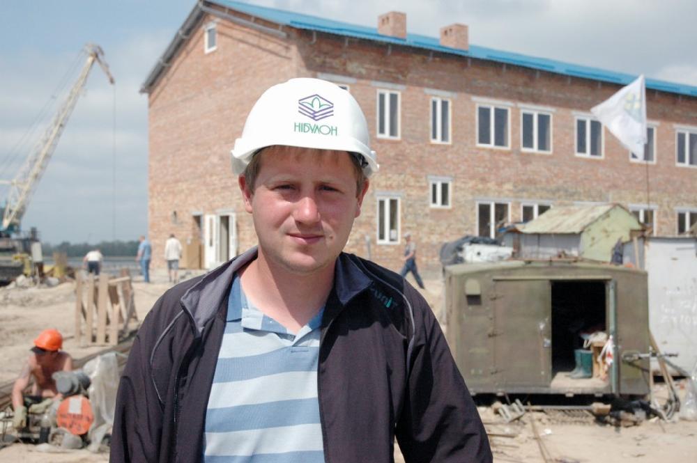 Директор філії «Переяславська» Артем Новохатько