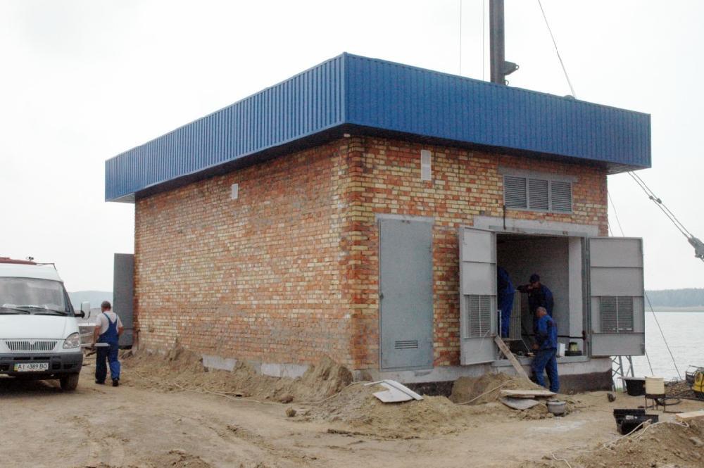 Будівництво трансформаторної підстанції