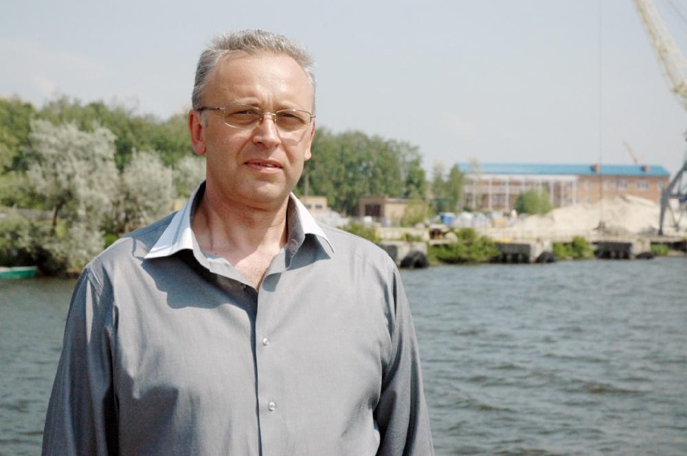 Директор ТОВ «Атріум-ком» Володимир Копусов