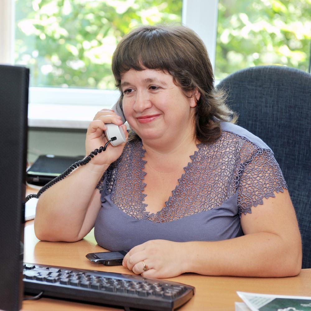 Медун Наталія, перший заступник головного бухгалтера