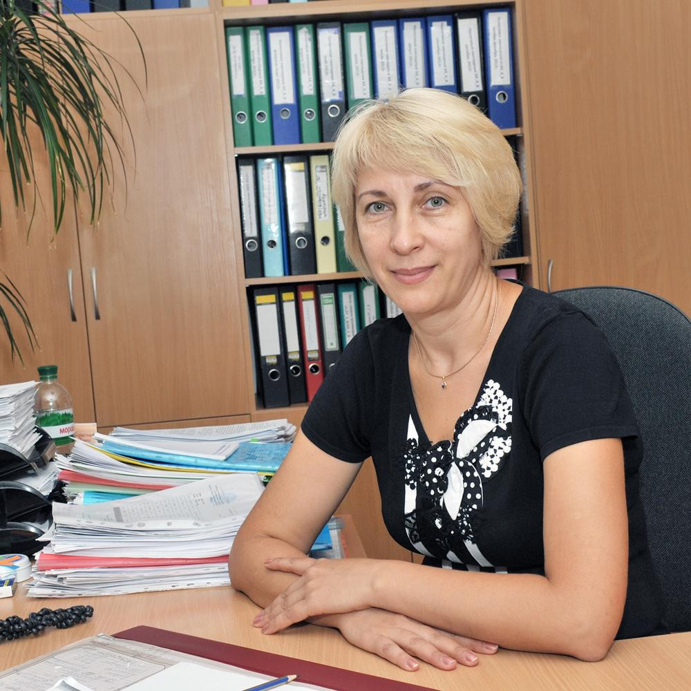 Мехеда Людмила та Порошина Марія, заступники головного бухгалтера
