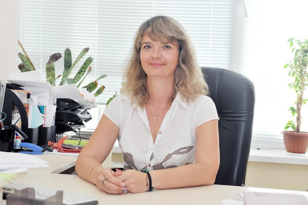 Просвіріна Світлана, заступник головного бухгалтеру з обліку на ПТ