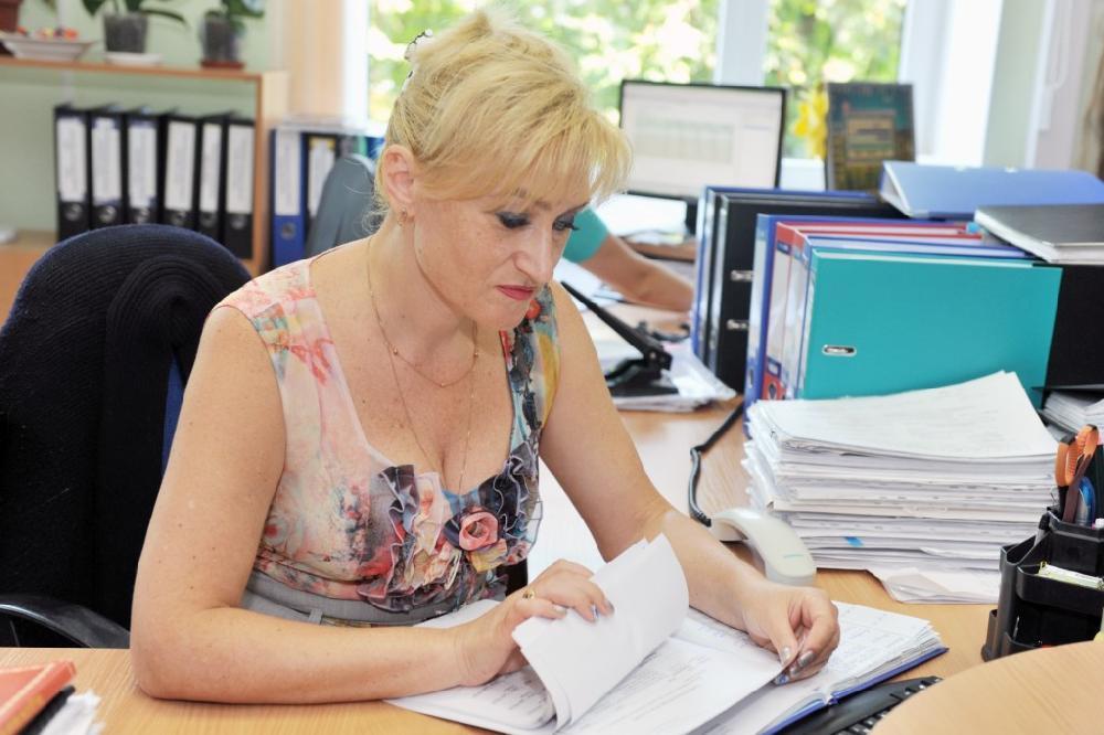 Арістова Лариса, провідний бухгалтер з розрахунків з підзвітними особами