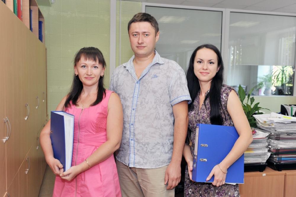 бухгалтера Павлюк Олена та  Яцюк Наталя