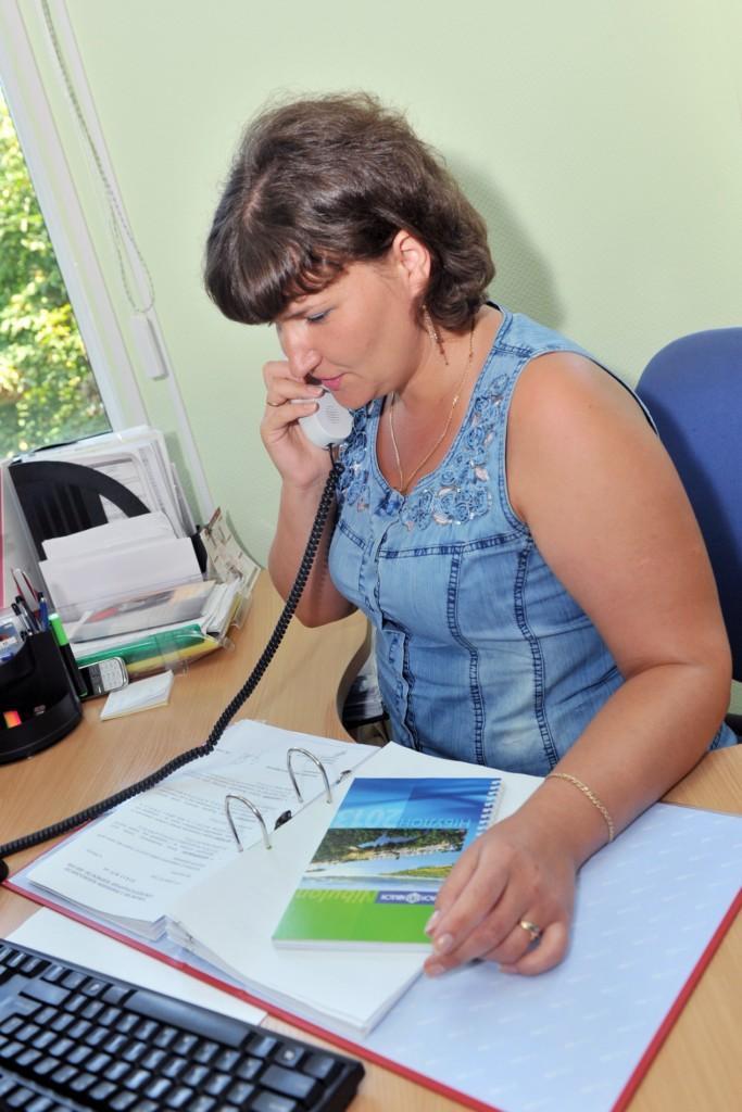 Грубкіна Ірина,  бухгалтер групи з розрахунків заробітної плати