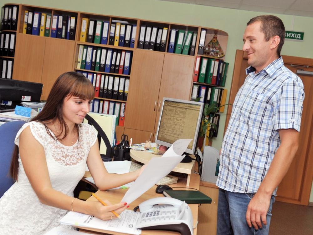 Церуш Оксана,  бухгалтер групи розрахунків з постачальниками та підрядниками