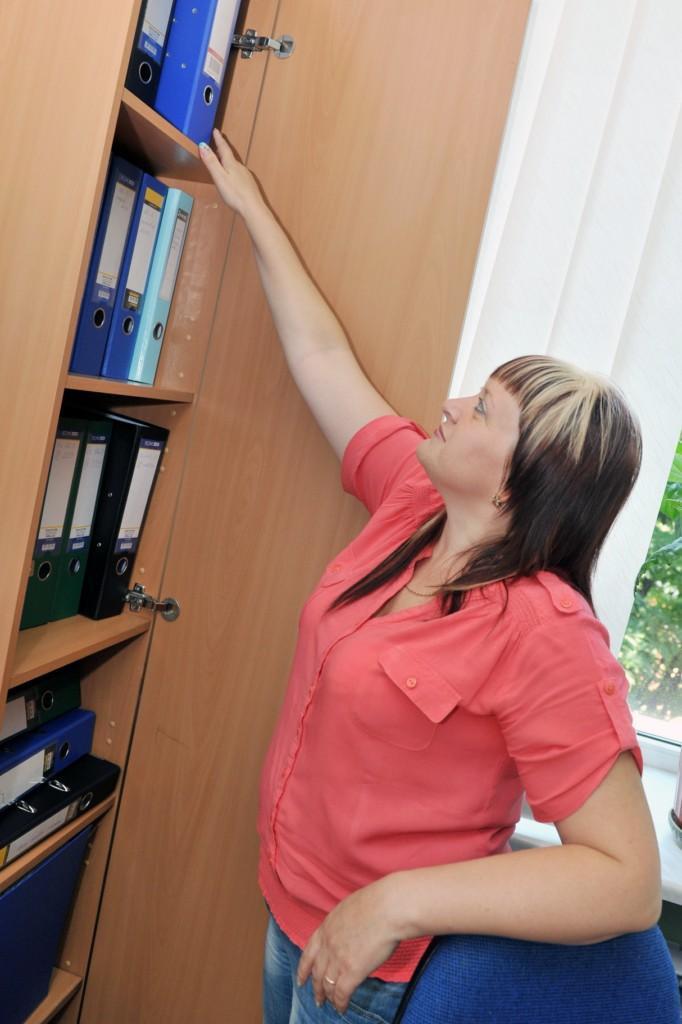 Шапочка Ірина, бухгалтер  групи з розрахунків заробітної плати