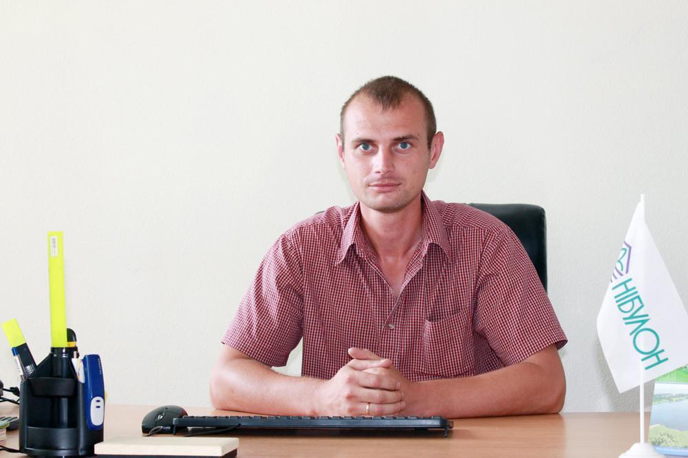 Директор філії Сергій Письмак