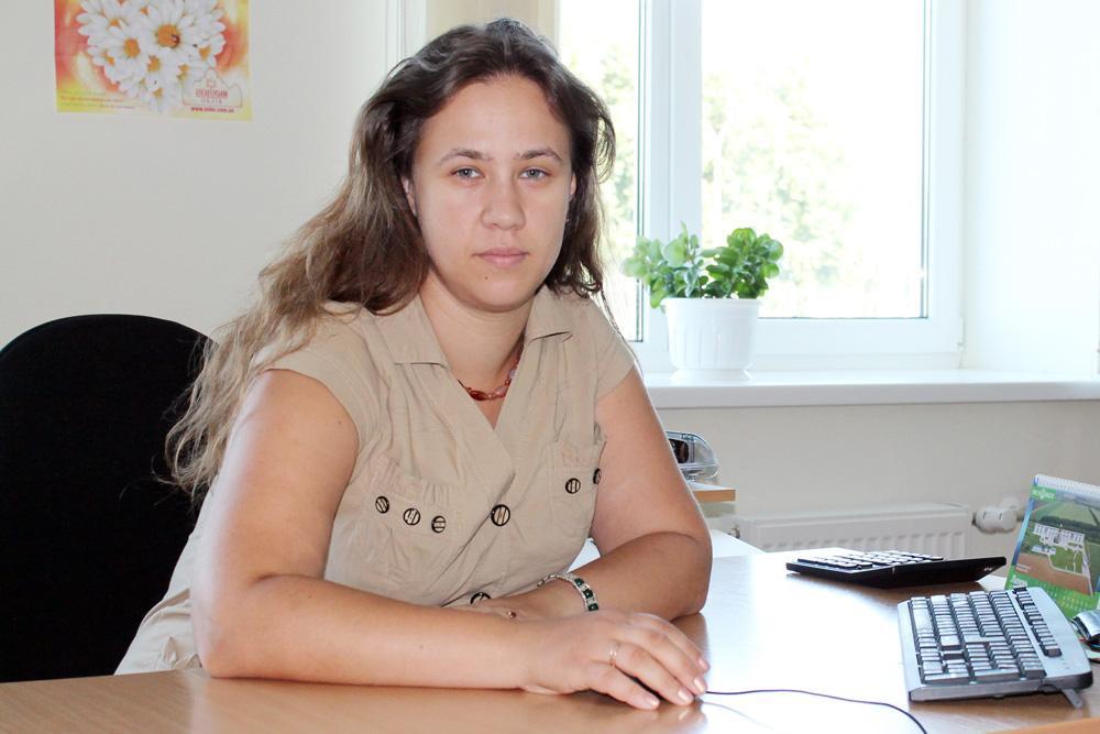 Бухгалтер Карбовська Оксана