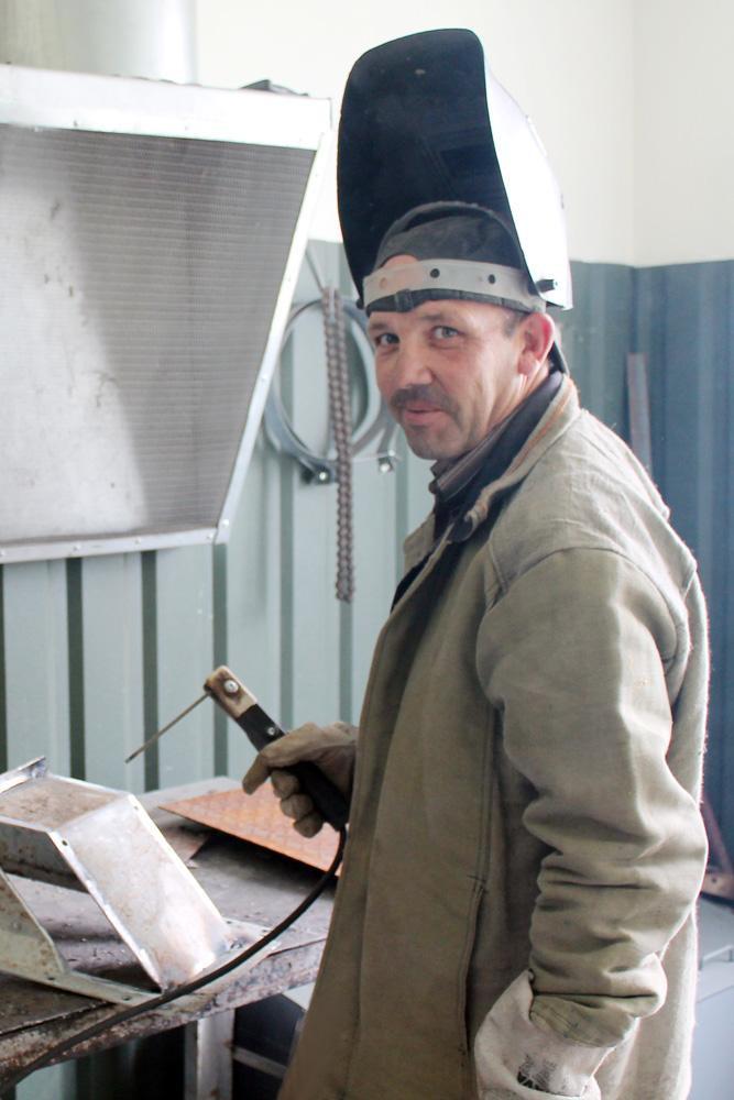 Електрогазозварник Микитюк Олег