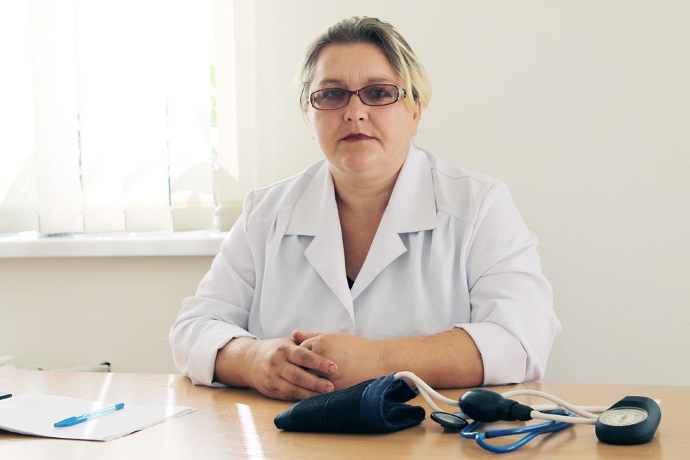 Сестра медична Ковальчук Олена