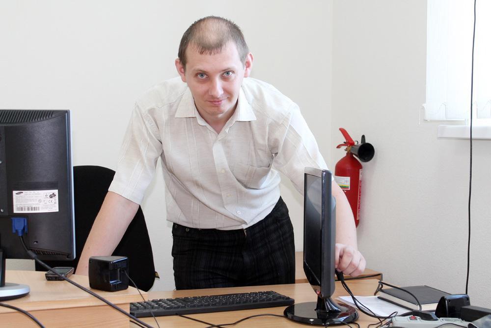 Системний адміністратор Шиманський Володимир