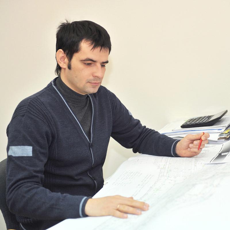 Інженер-енергетик Євгеній Масленников