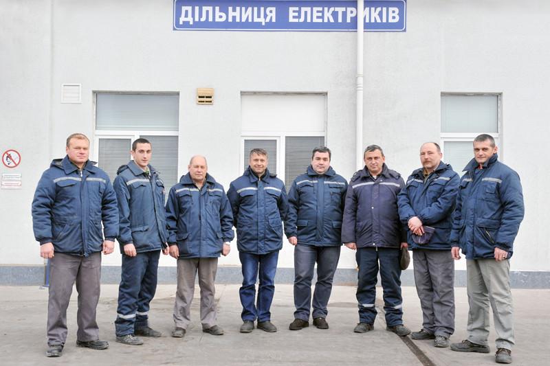 Служба головного енергетика перевантажувального термінала (м. Миколаїв)