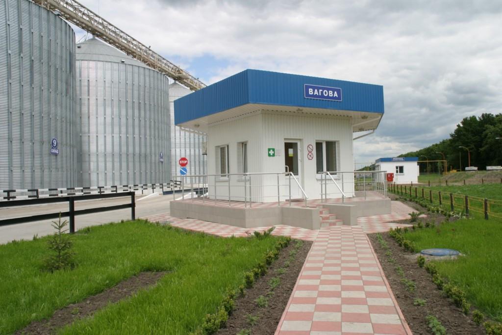 Філія Золотоніська - сучасне високотехнологічне підприємство компанії НІБУЛОН