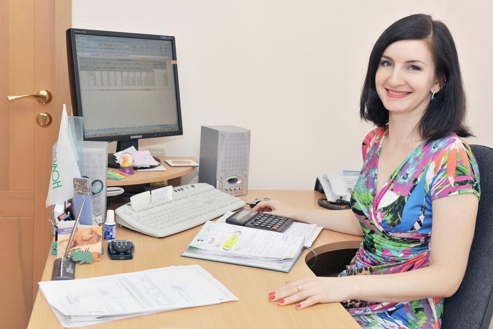 Заступник начальника фінансового відділу Тетяна Ібрагімова