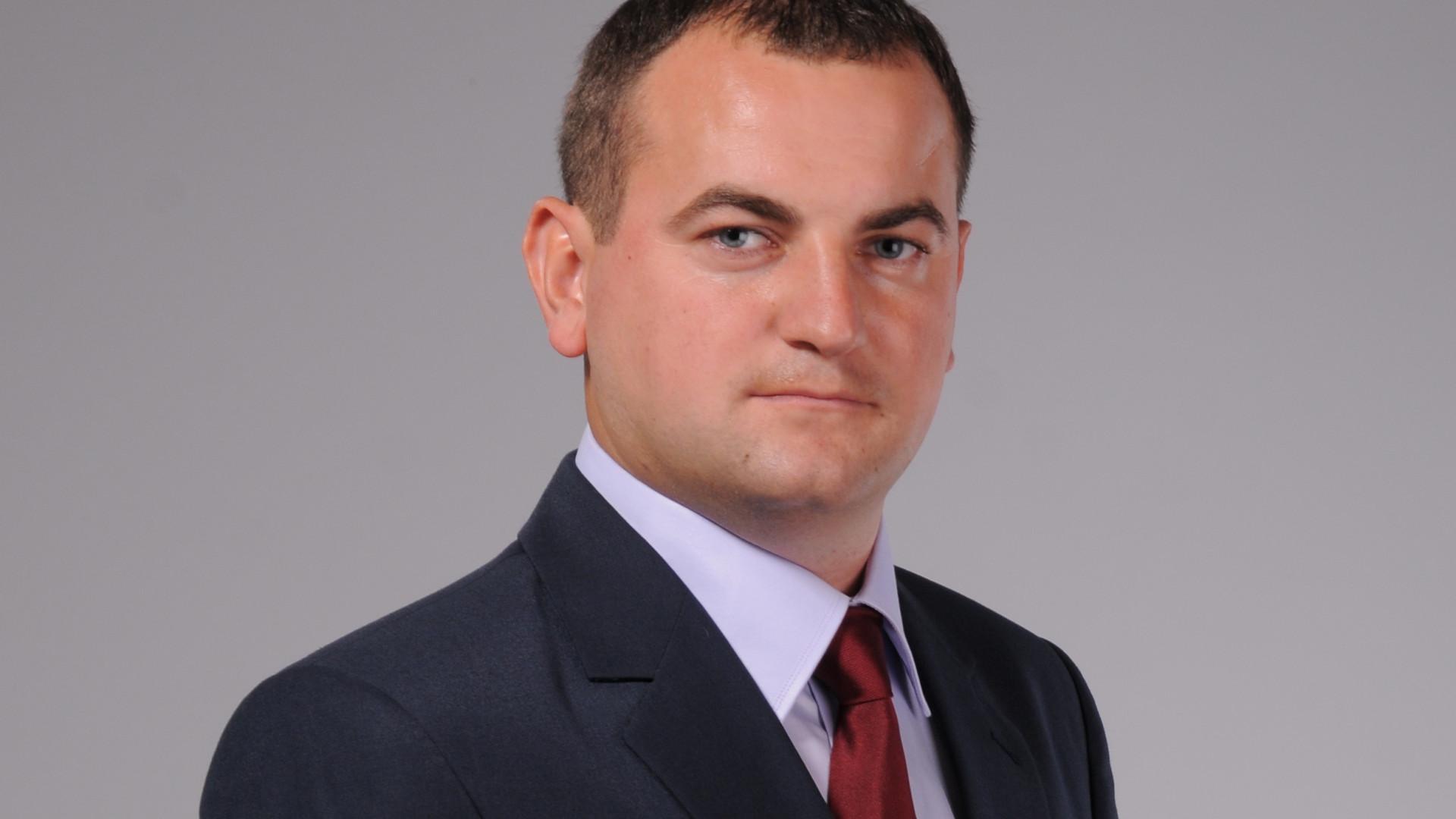 Директор філії «Новоодеська» В'ячеслав Кліменко