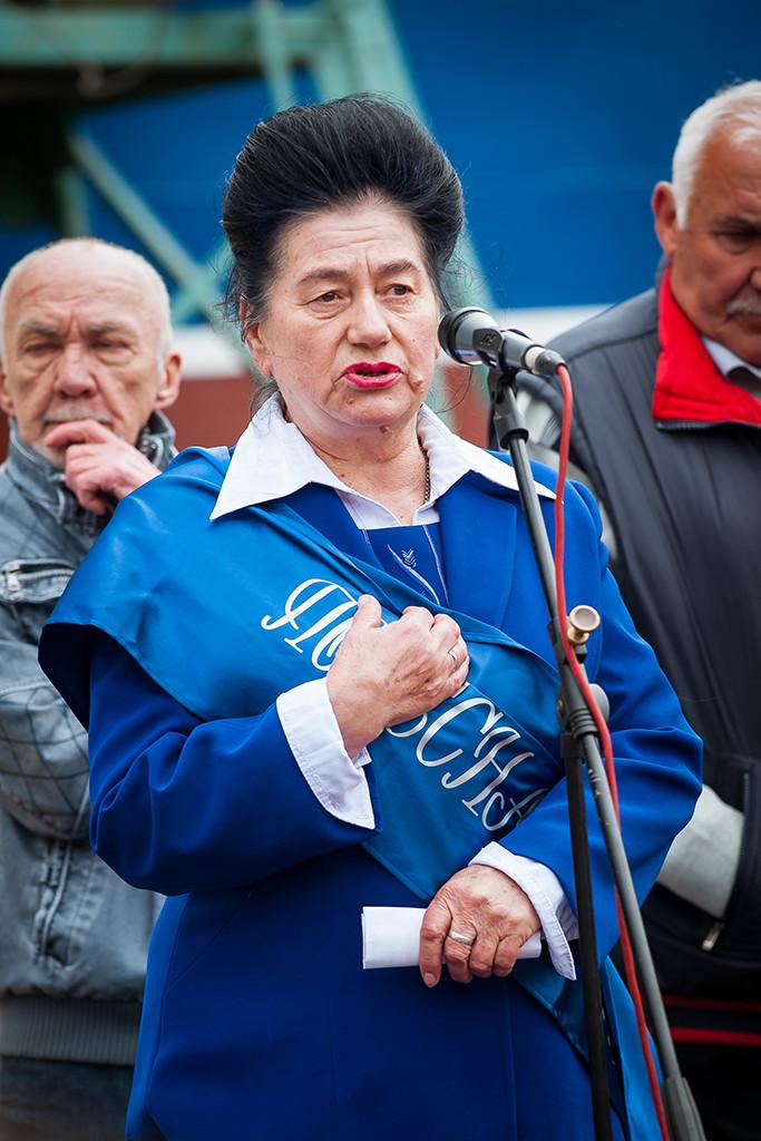 Макарова Надежда Лаврентьевна