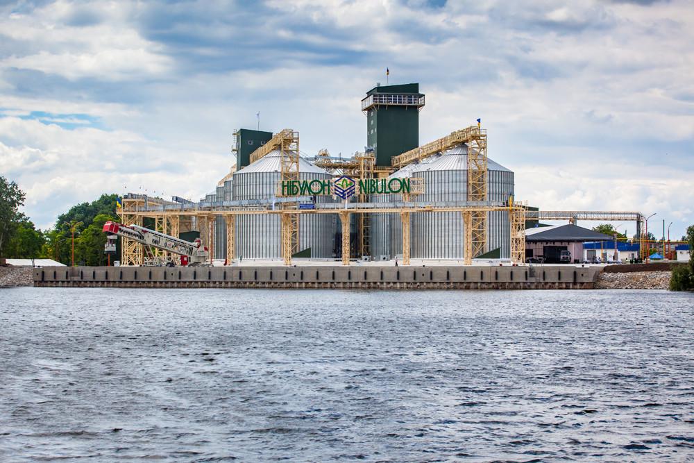 Філія «Хортиця» прийняла більше трьох тисяч тонн зерна нового врожаю