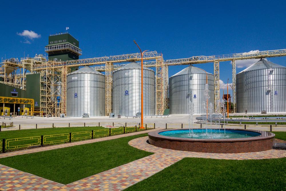 Термінал компанії у м. Гола Пристань введений в експлуатацію і готується до урочистого відкриття