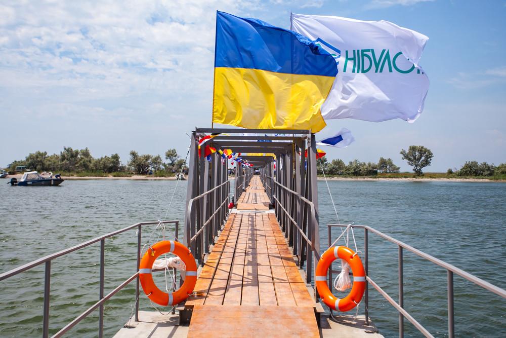 «НІБУЛОН» повернув моду на водні пасажирські перевезення