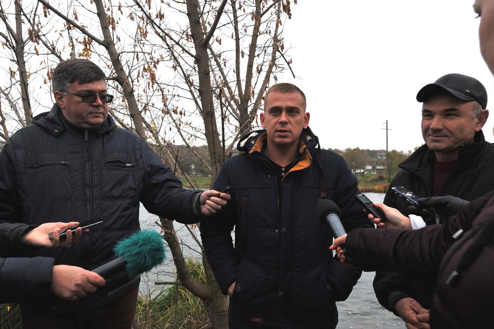 Очільник Бузької ОТГ Юрій Заволока