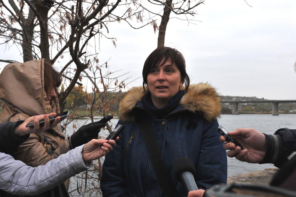 Інженер з охорони навколишнього природного середовища ТОВ СП «НІБУЛОН» Ірина Плошник