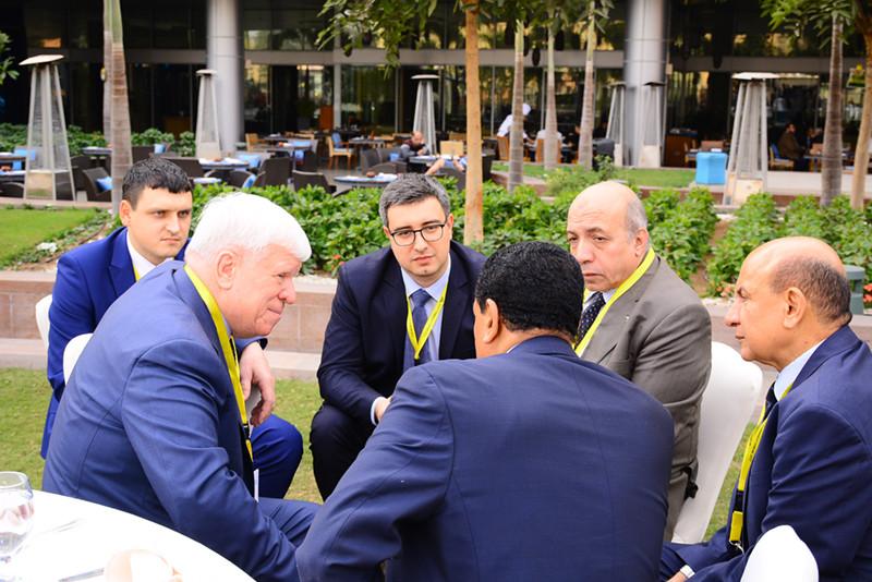 Обговорення інвестпроекту із заступником міністра сільського господарства та меліорації земель Єгипту