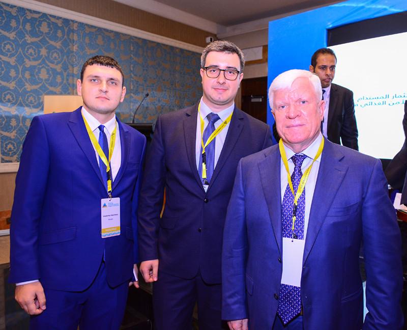 Зустріч із державними високопосадовцями та приватними інвесторами