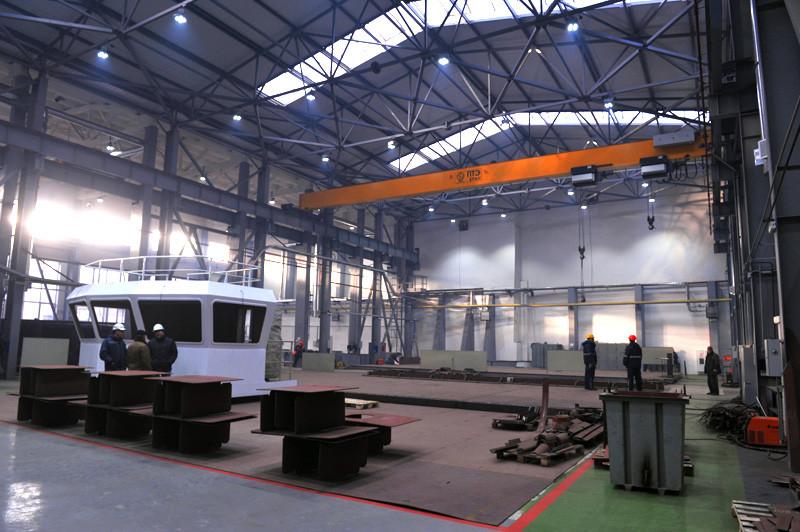 Реалізація суднобудівної програми компанії «НІБУЛОН» набирає обертів