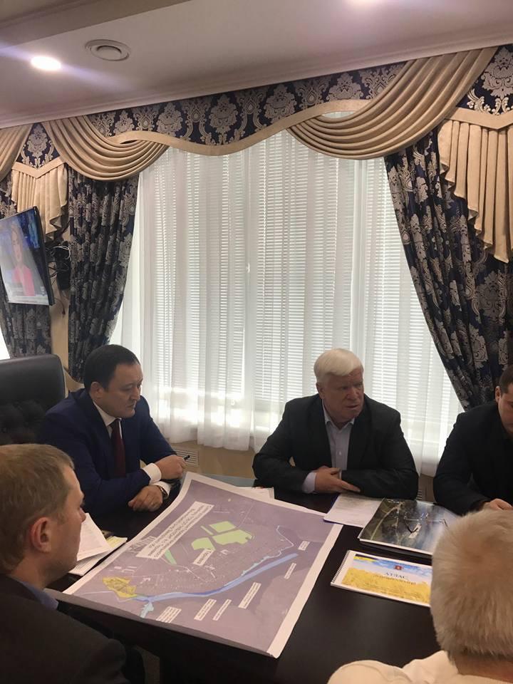 Компанія «НІБУЛОН» збудує перевантажувальні термінали в Запорізькій та Дніпропетровській областях
